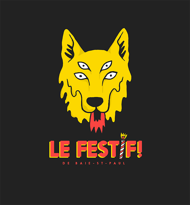 Camisole pour femme - Le Festif! 2019 - Boutique | Le Festif! de Baie-Saint-Paul