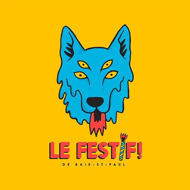 Camisole pour homme - Le Festif! 2019 - Boutique | Le Festif! de Baie-Saint-Paul