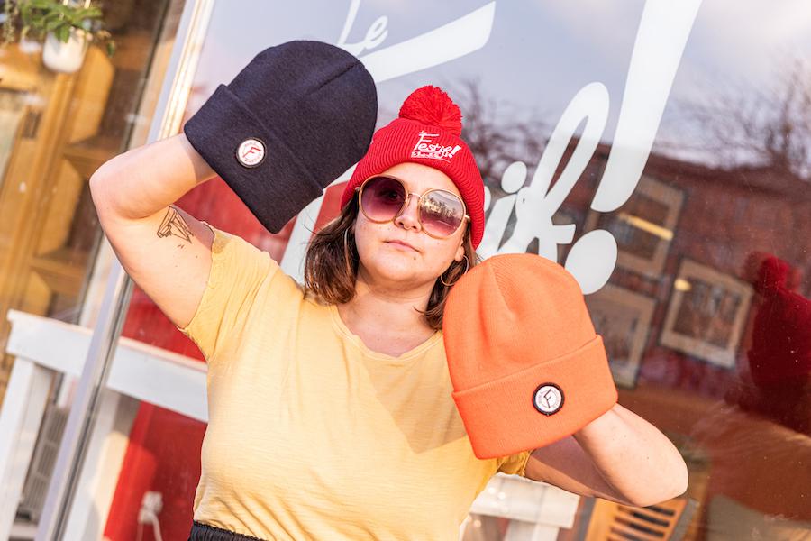 Tuque - Le Festif! 2020 - Boutique | Le Festif! de Baie-Saint-Paul